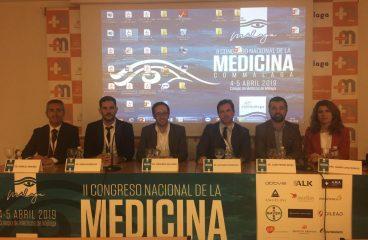 La Dra. Robles Martín participa en el II Congreso Nacional de la Medicina