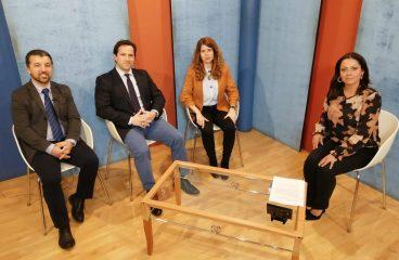 El equipo de Angiología y Cirugía Vascular es entrevistado en la televisión PTV Málaga