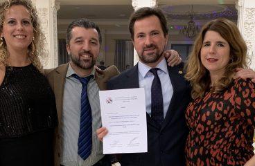 35 Congreso de la Sociedad Andaluza de Angiología y Cirugía Vascular: premio a la mejor publicación del año