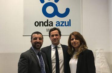 Colaboradores habituales de la Cadena televisiva Onda Azul Málaga
